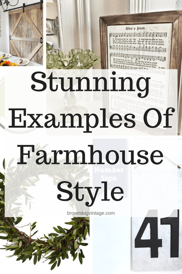Seven Stunning Ways to Add Farmhouse Style