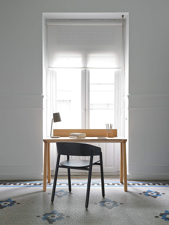 Punt Sekretar Ernest Schreibtisch Modern Minimalistisch Wohnen Zeitgenossische Mobel