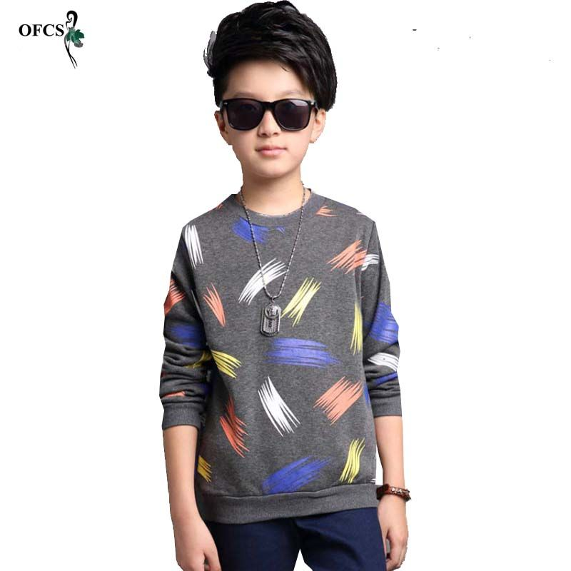 Paddy Meredith Knit Boys Sweater Casual Long Sleeve Kids Cardigan Knitting Pattern Boys Clothes Cotton