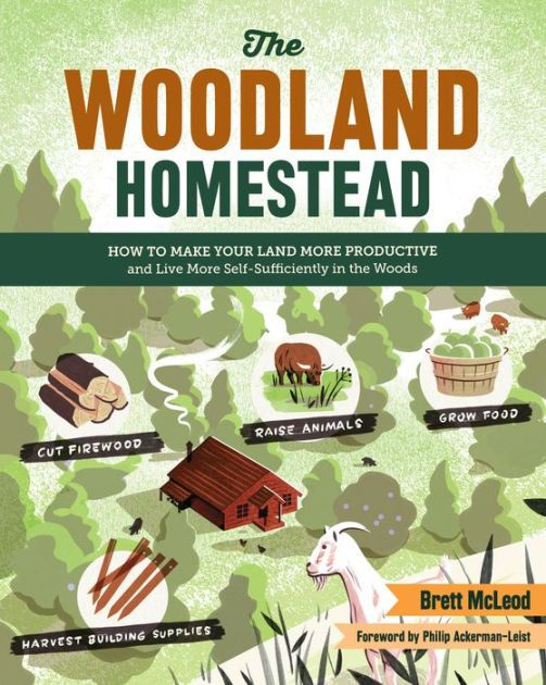 Put your wooded land to work! This comprehensive manual shows you how to use your woodlands to produce everything from wine and mushrooms to firewood and...