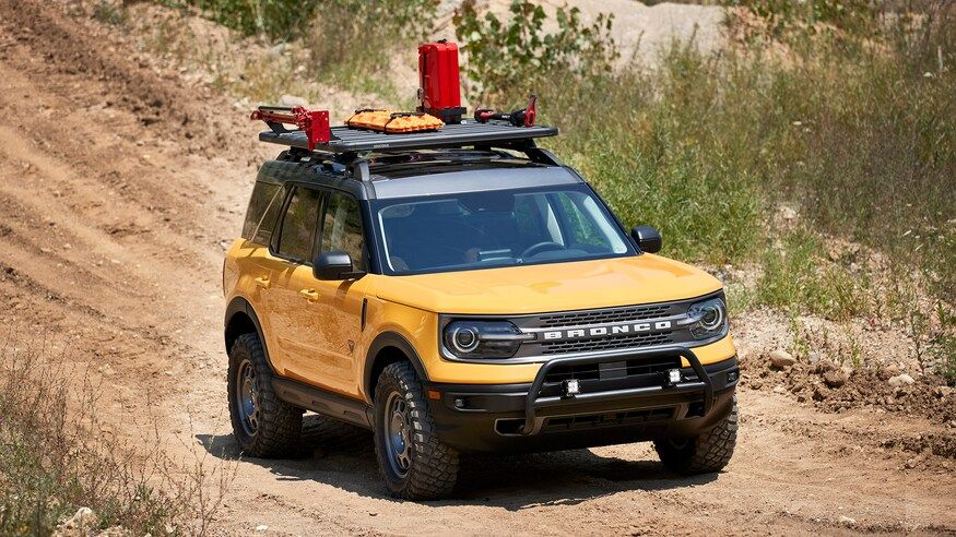 2021 Ford Bronco Sport First Ride This Crossover Is No