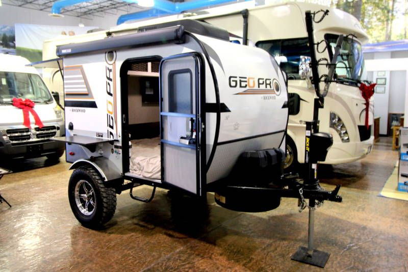 2019 Forest River Rockwood Geo Pro 12rk For Sale Anthony Tx