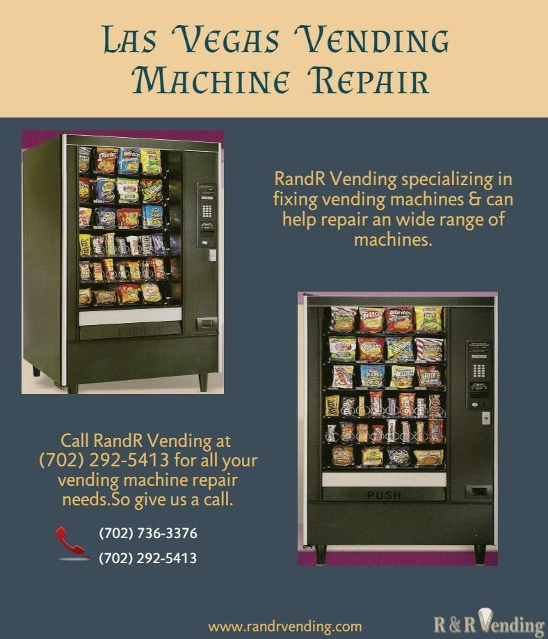 Las Vegas Vending Machine Repair Vending machine repair