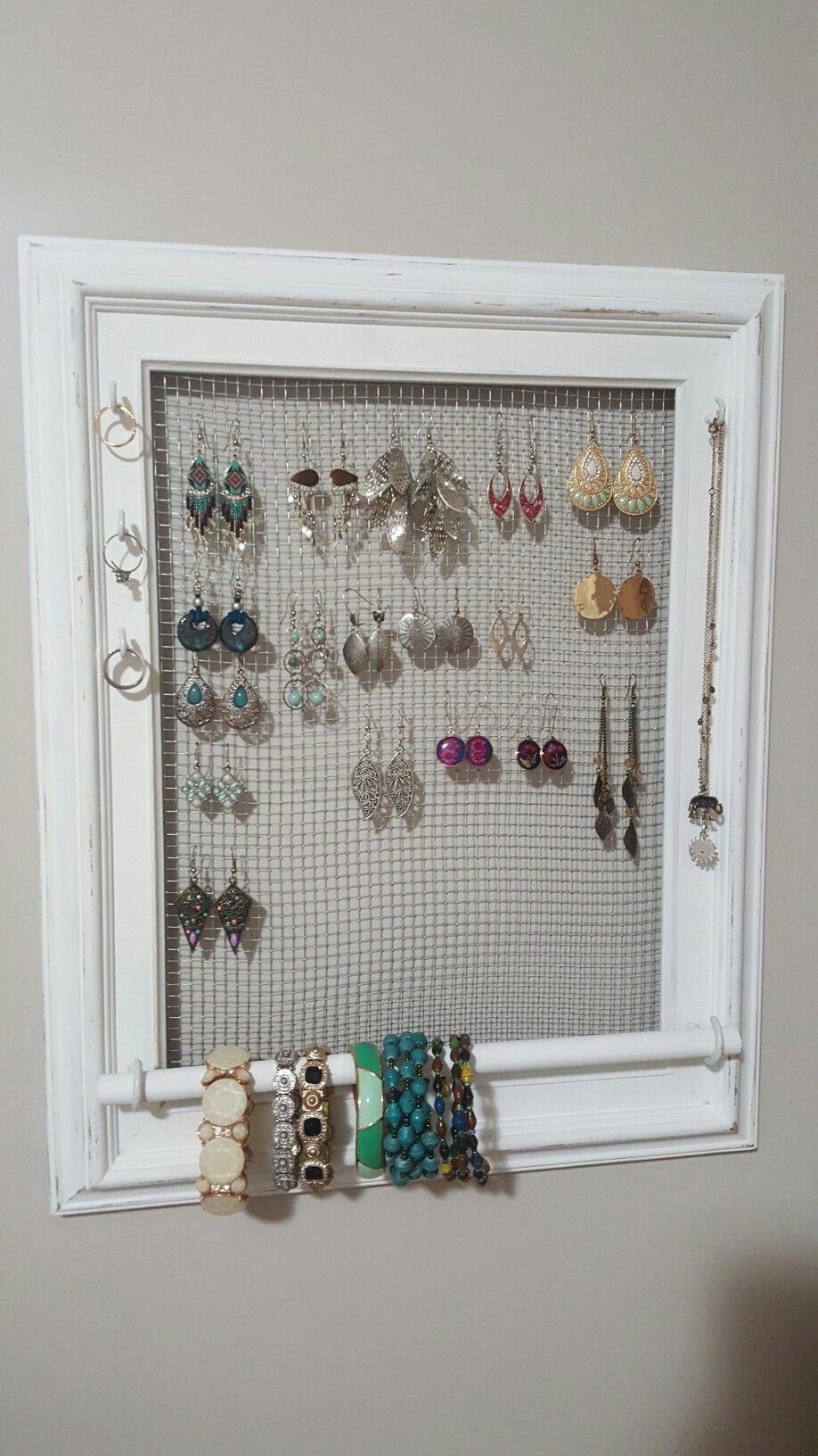 Jewelry Wall Hanger Jewelry Storage Boxes Drawers Bracelet Organizer Diy 20190210 Jewelry Wall Hanger Jewelry Storage Diy Jewelry Wall