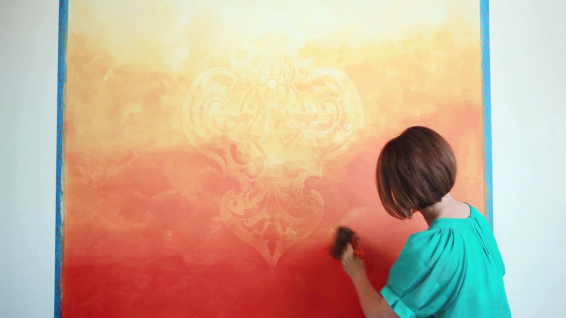 Decorative Paint Techniques | Painting Ideas, How to Paint a Room or ...