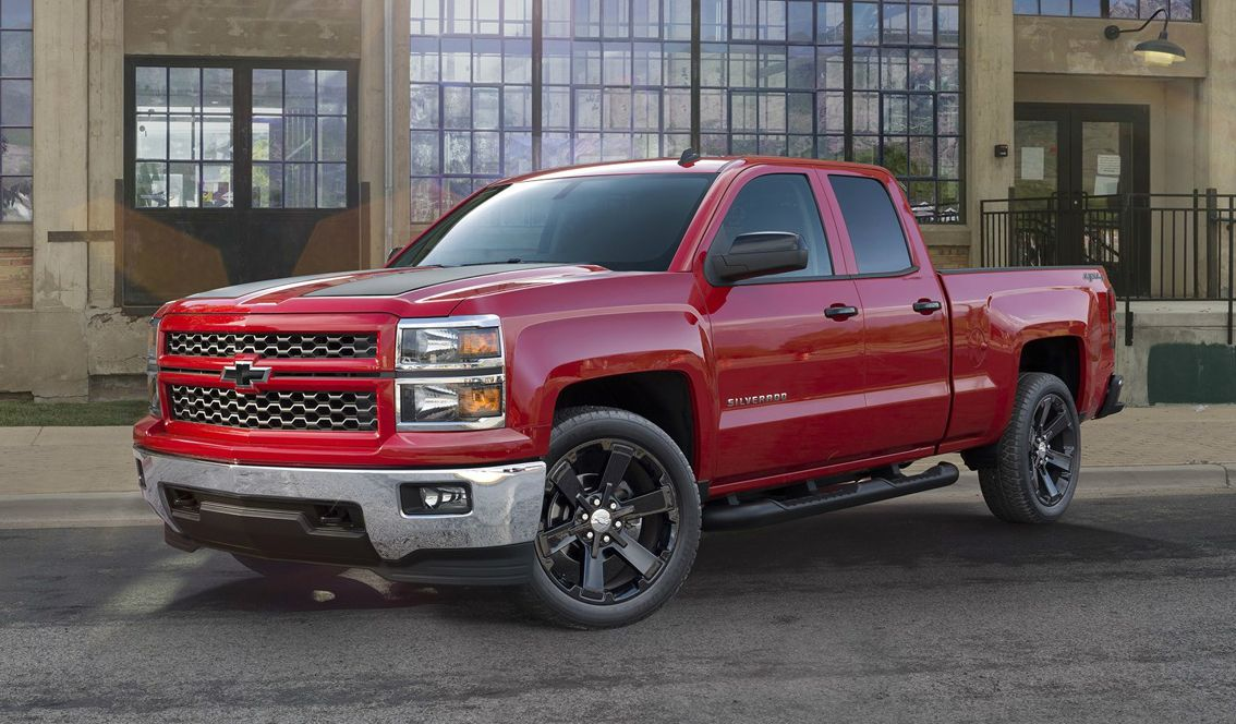 This Is The 2015 Chevrolet Silverado Rally Edition