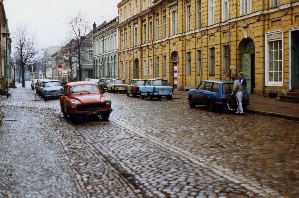 Potsdam, Januar 1990