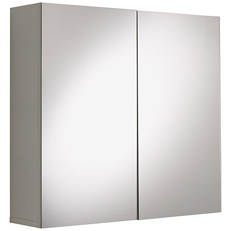 Model  Rhodes Shine Double Mirrored Bathroom Cabinet Online At Johnlewiscom