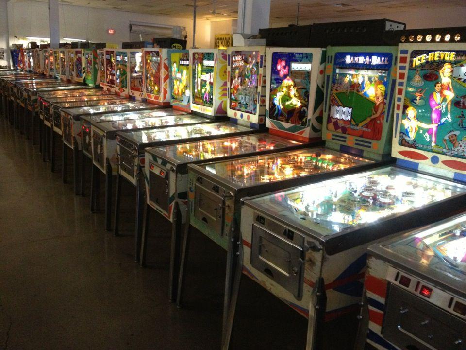 Pinball Hall of Fame | Pinball, Las vegas, Hall of fame