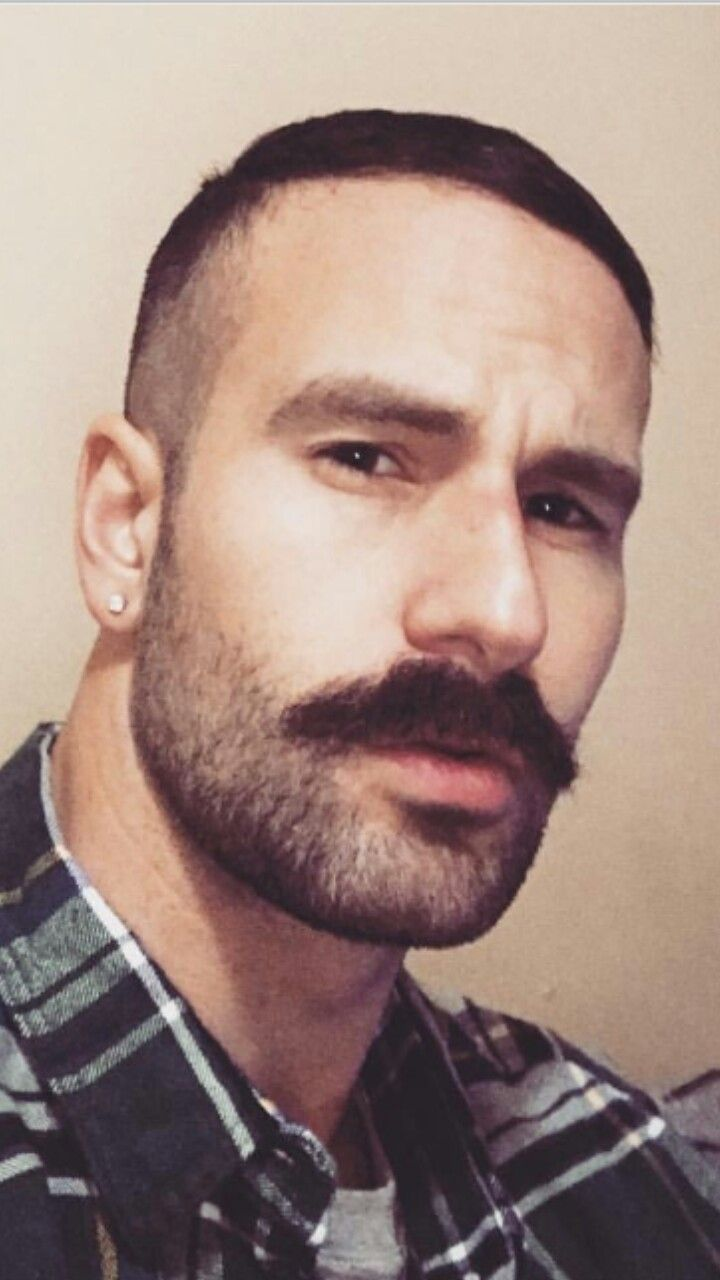 Fine moustashe brada i brki pinterest facial hair man style