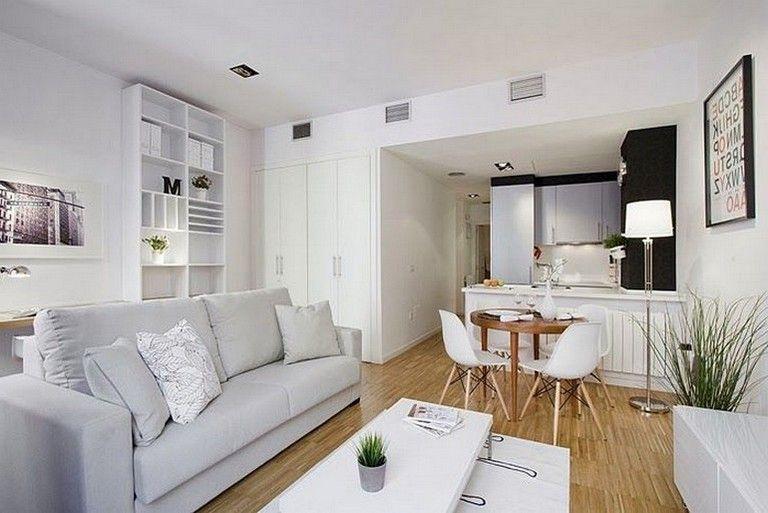 70 Prolong Living Room Design Ideas Open Plan Kitchen Living