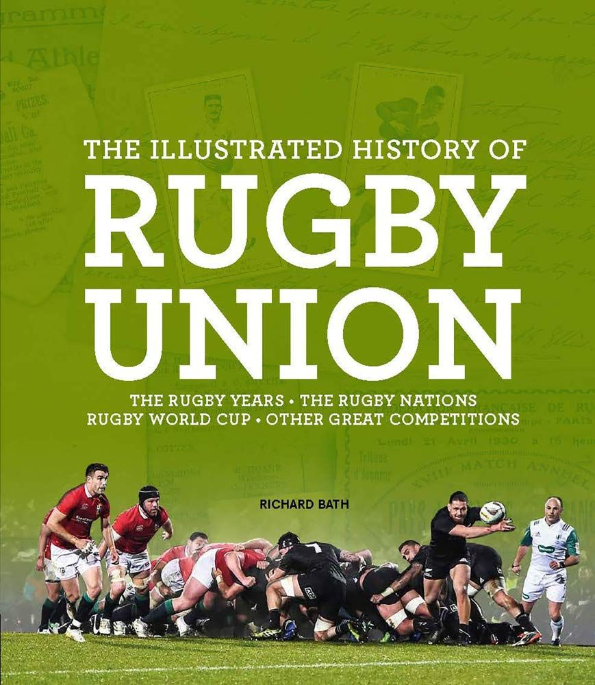 Libro Rugby The Illustrated History Of Rugby Union Hardcover January 1 2019