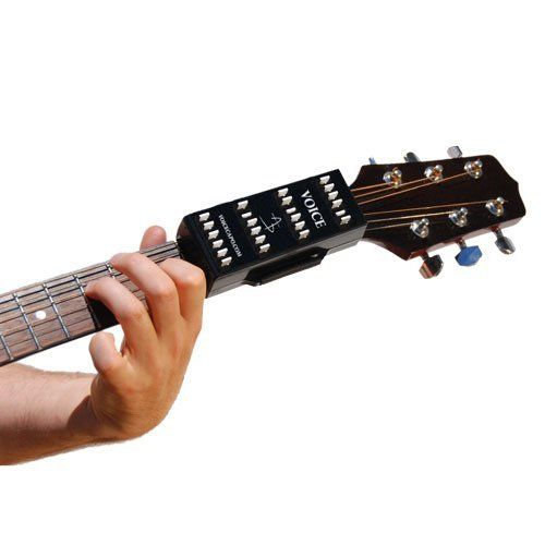 Voice Capo by Artioli Designs. $29.99. A Chord Forming Capo that ...