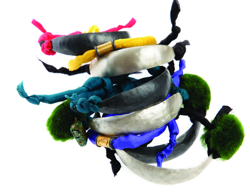 bracelets by Katerina Ioannidis