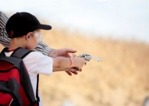 How to Choose Your Child's First Gun #gunsammo