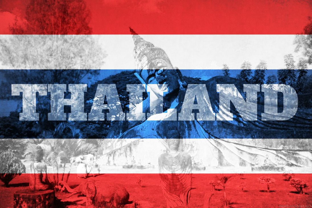 Image result for thailand flag