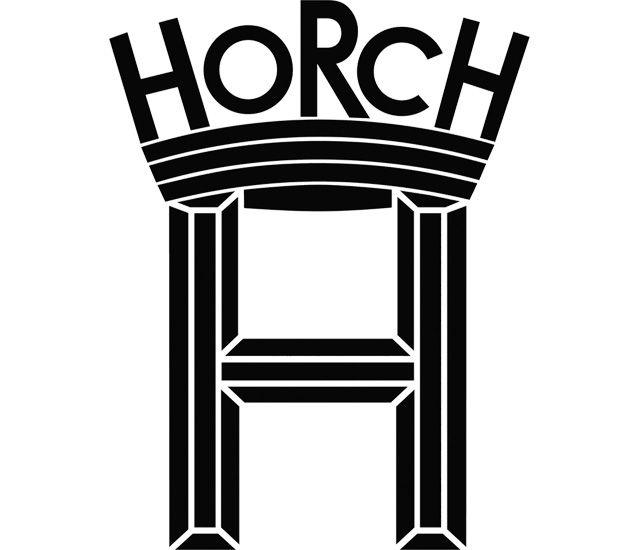Horch Logo Black Car Logos Automotive Logo Logos
