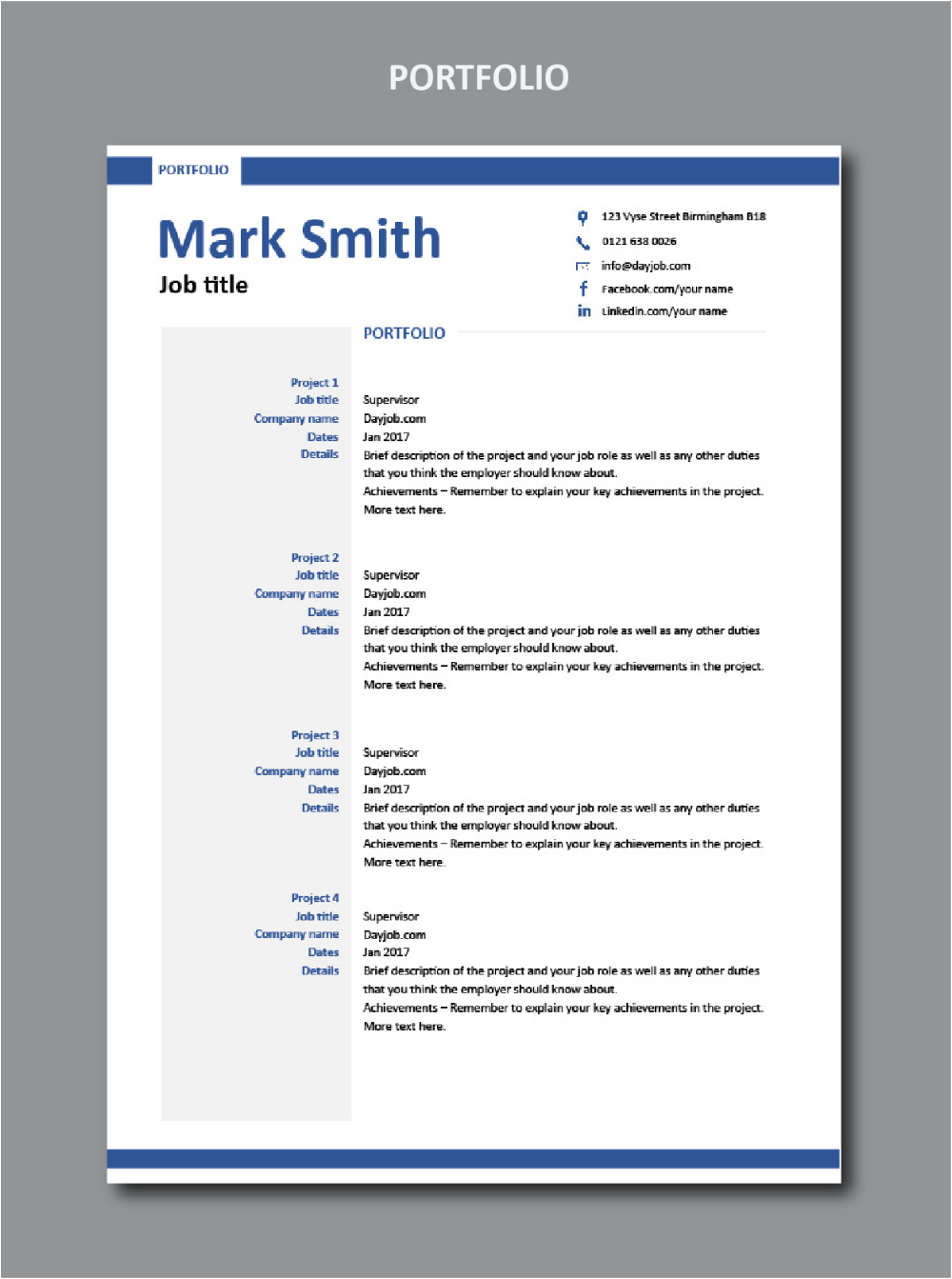 modern resume template 2, example to help you get noticed pharmacy technician experience cv profile summary sample for flight attendant with no