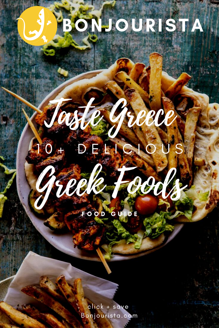 Greece Is A Mediterranean Country Known For Lots Of Islands And Stunning Paradises What Mostof Our Favourite Bloggers However Do Greek Recipes Food Food Guide