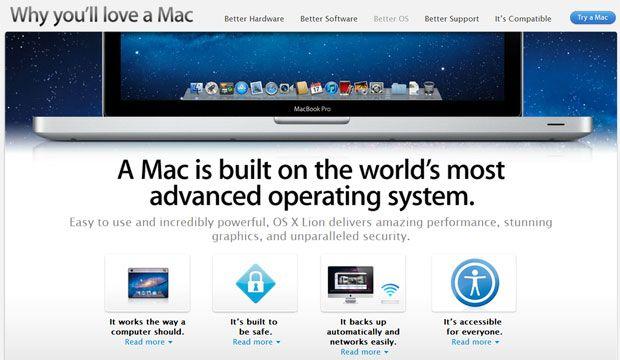 Apple admite que Macs são vulneráveis a malware