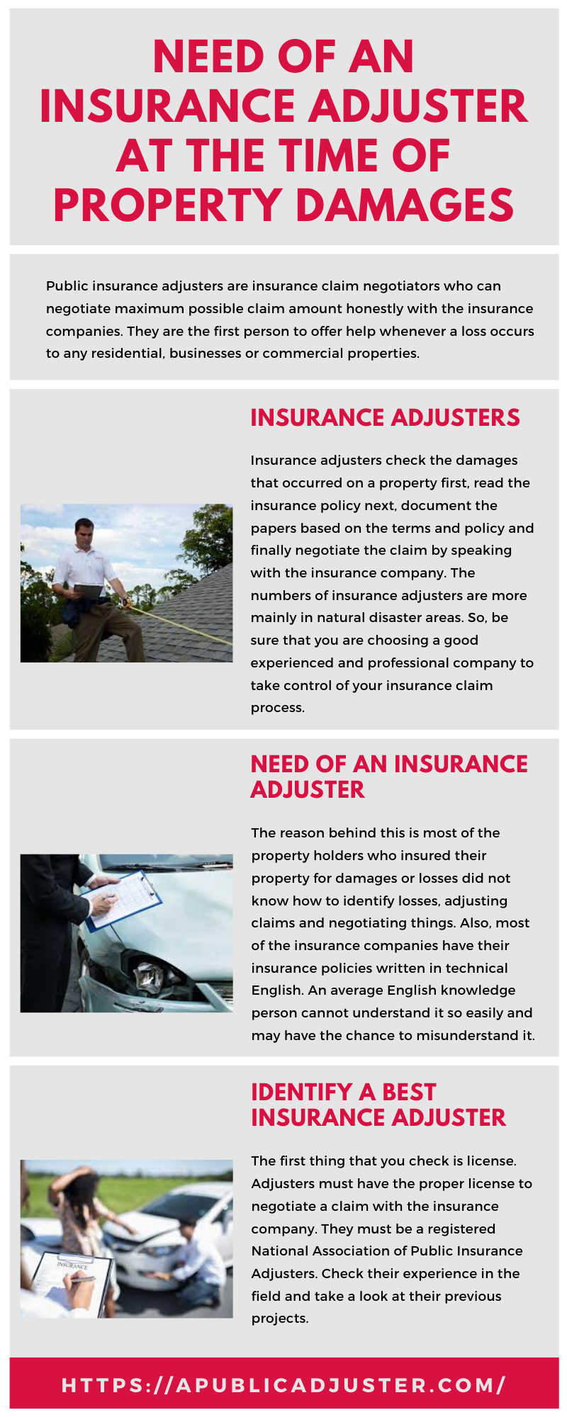 Public Insurance Adjusters Are Insurance Claim Negotiators Who Can