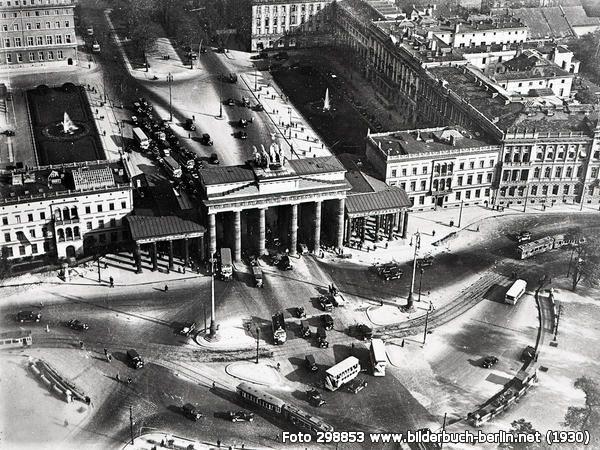Brandenburger Tor Brandenburger Tor Bilder Berlin Geschichte