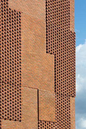 Teknologisk Institut, DMRI. C.F. Møller. Photo: Torben Eskerod