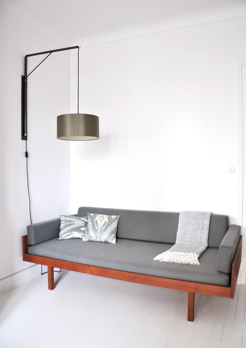 daybed horsn s made in denmark horsens design scandinave lit de jour banquette lit. Black Bedroom Furniture Sets. Home Design Ideas