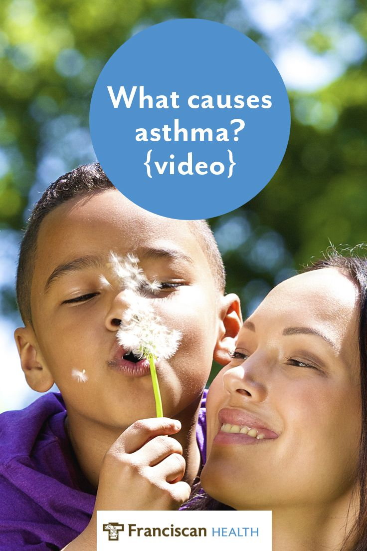 What causes asthma symptoms and what can you do about it