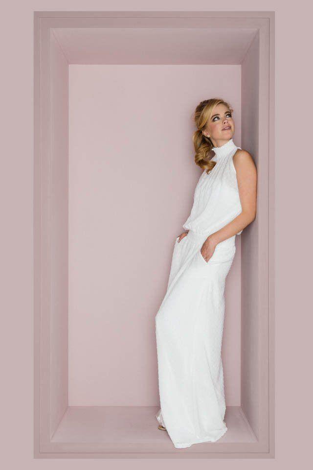 Unser New Boho Brautkleid haut sicher auch dich um! Gleich