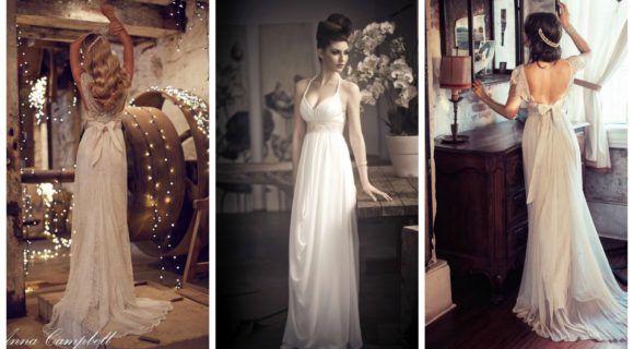 Cada vez más las bodas al aire libre están creciendo en popularidad. Presentamos varias ideas para la decoración de bodas rústicas.