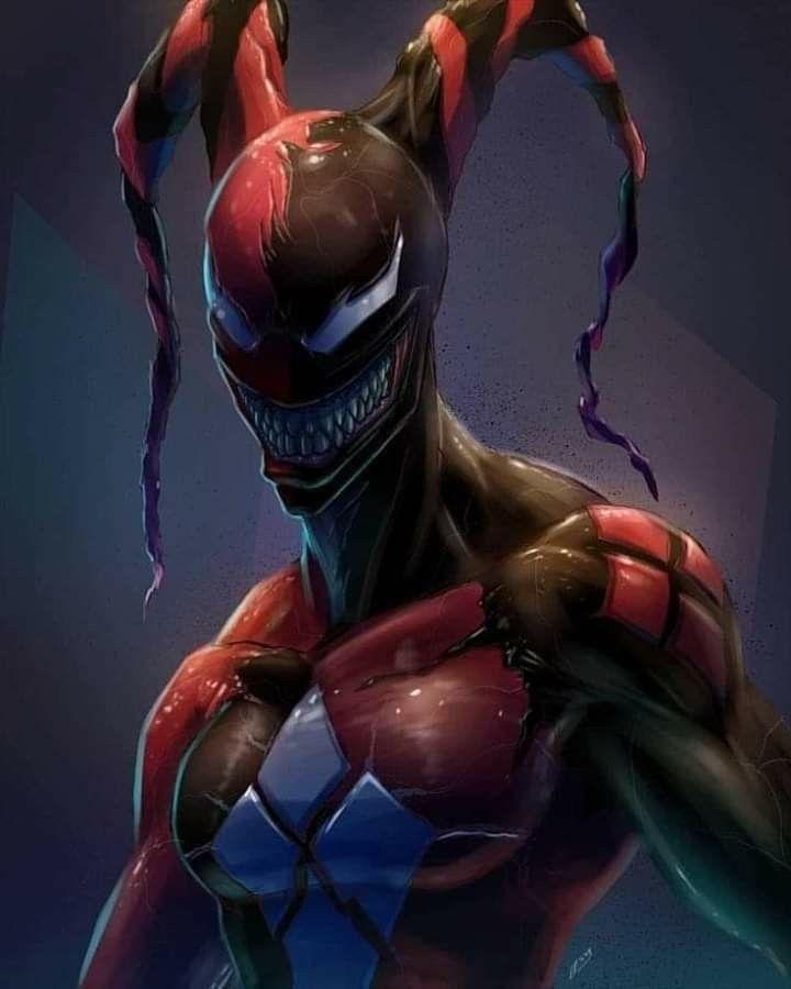 Pin by MercuryWater on marvel   Superhero art, Venom art