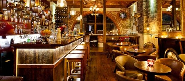 best bar designs in the world   50 Best Bars in the World   Bar ...