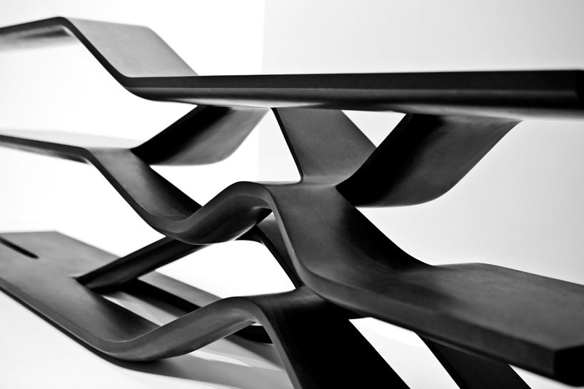 Zaha Hadid Expands Repertoire With Furniture Collection For CITCO