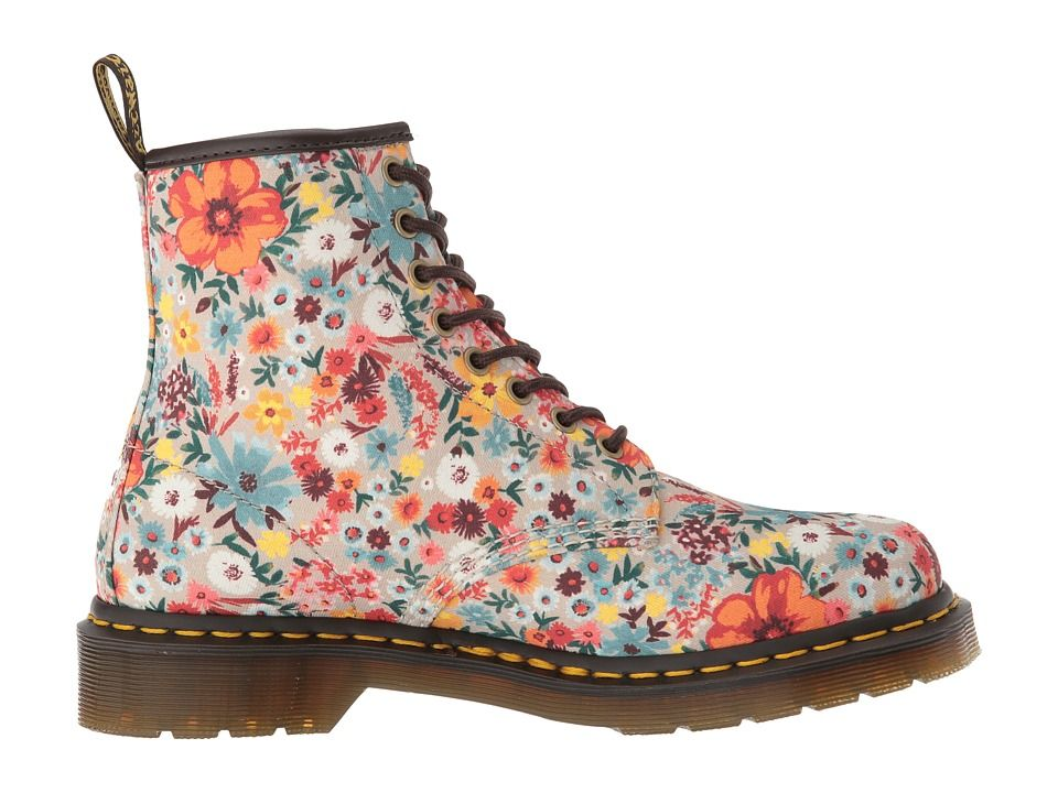 new specials retail prices huge sale Dr. Martens 1460 Pascal WL Core Print Women's Boots Taupe ...