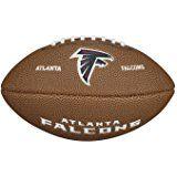 Wilson Nfl Team Logo Seattle Seahawks Pallone da Football Americano, Marrone, Taglia Unica