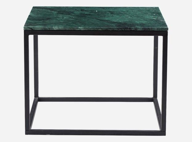 As03_greenmarble - Table top, Marble, green marble, 60x60x1.5 cm