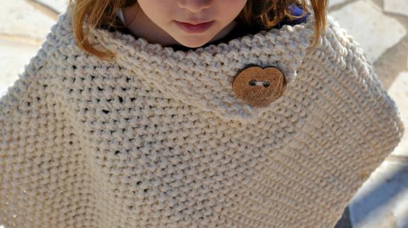 Schema coprispalle ai ferri bambina   maglia   Baby ...