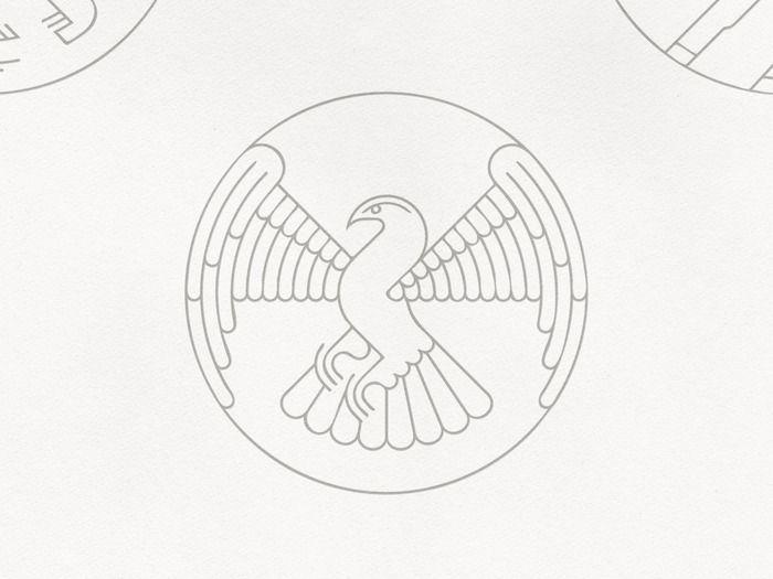 The Symbol Of John The Evangelist Bible Icons Pinterest