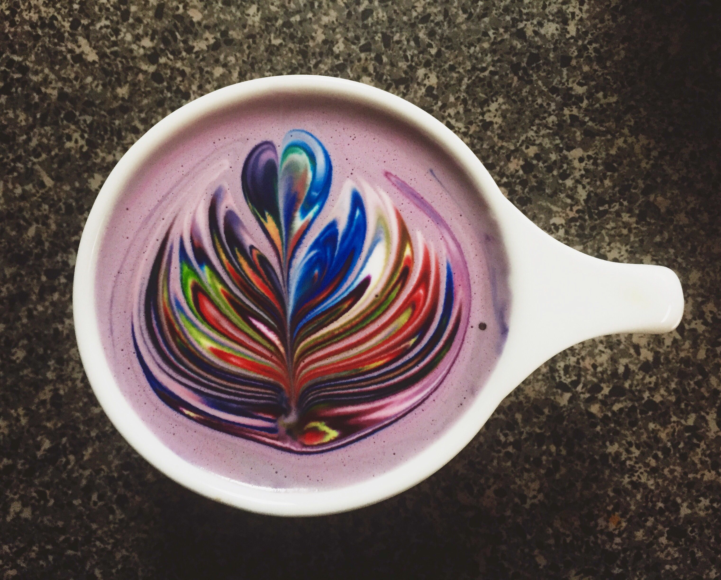 Colored free pour latte art Coffee, Tea & Espresso Appliances - http://amzn.to/2iiPu7K