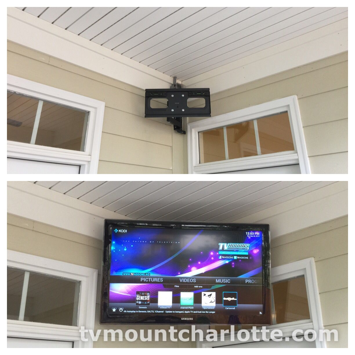 Pin On Tv Wall Mounting Service Charlotte Fireplace Tv Mount Installation Https Www Tvmountcharlotte Com