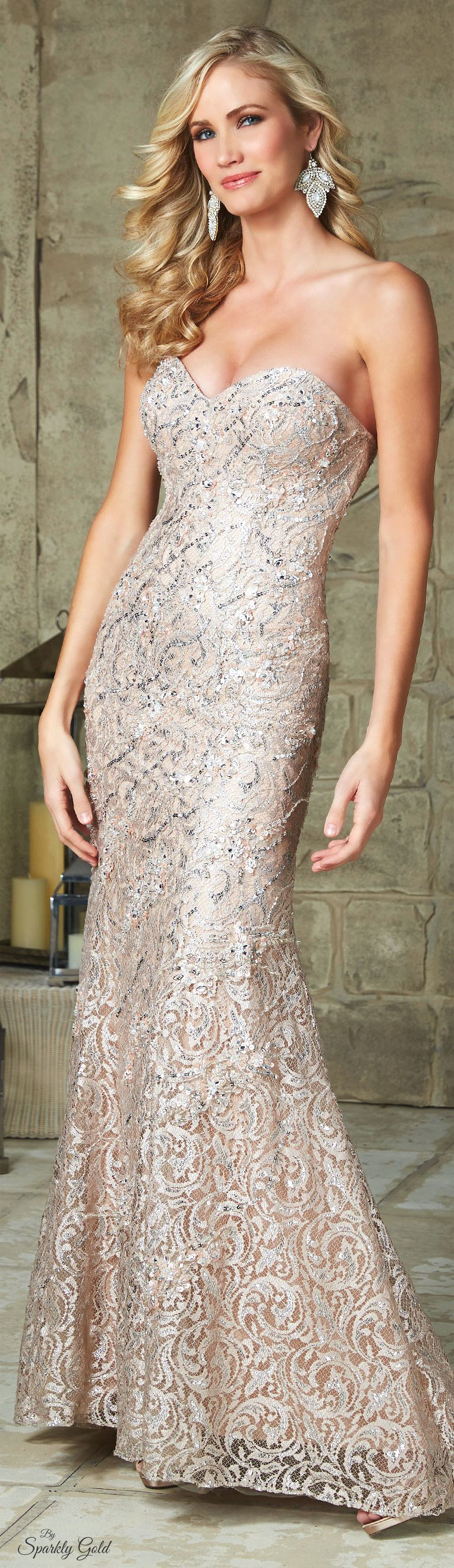Class never goes out of style. Mori Lee - VM