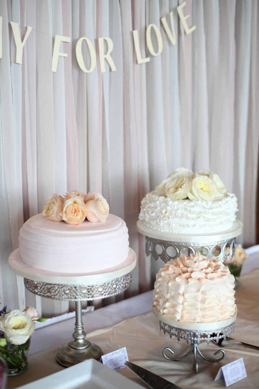 Photography: A Simple Photograph - simplephoto.ca#opulenttreasurescakestand   Read More on SMP: http://stylemepretty.com/vault/gallery/9797