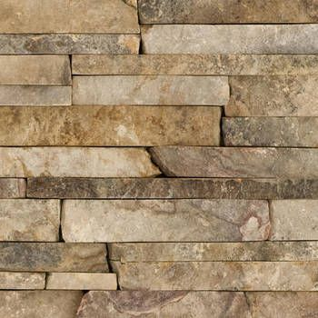Stony Point Dressed Ledgestone Offers A Linear Contemporary Look With A Rich Palette Of Buff Chocolate Brown Light Gray Stony Point Ledgestone Stone Veneer