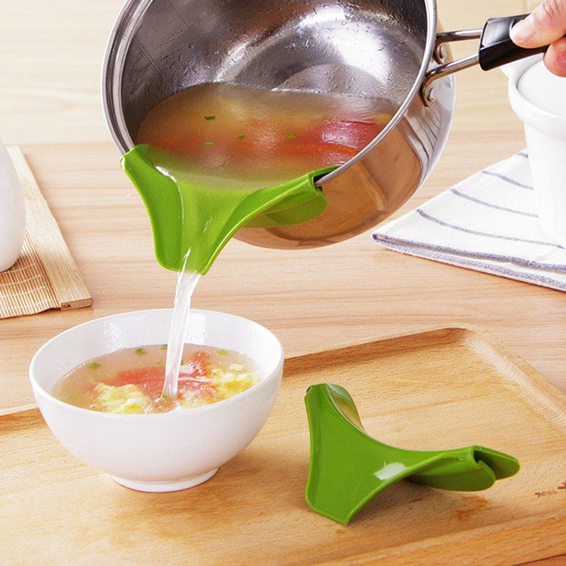 New Kitchen Funnel Tools