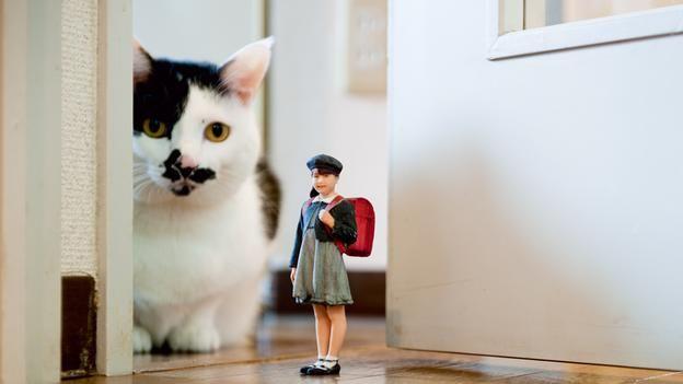 PARTYLab von Omote 3D, Fotoautomat druckt Minifiguren.