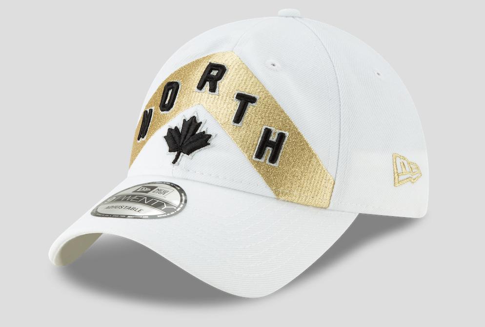 c0b23141 Toronto Raptors NBA18 City Series 9TWENTY Adjustable Hat By New Era ...