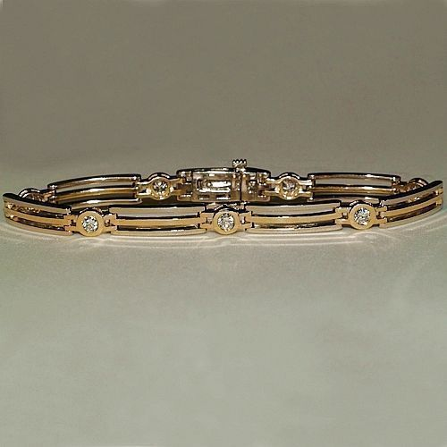Diamantschmuck kaufen  Diamantring / Diamantarmband / Diamantschmuck: 1.30 Karat Brillant ...