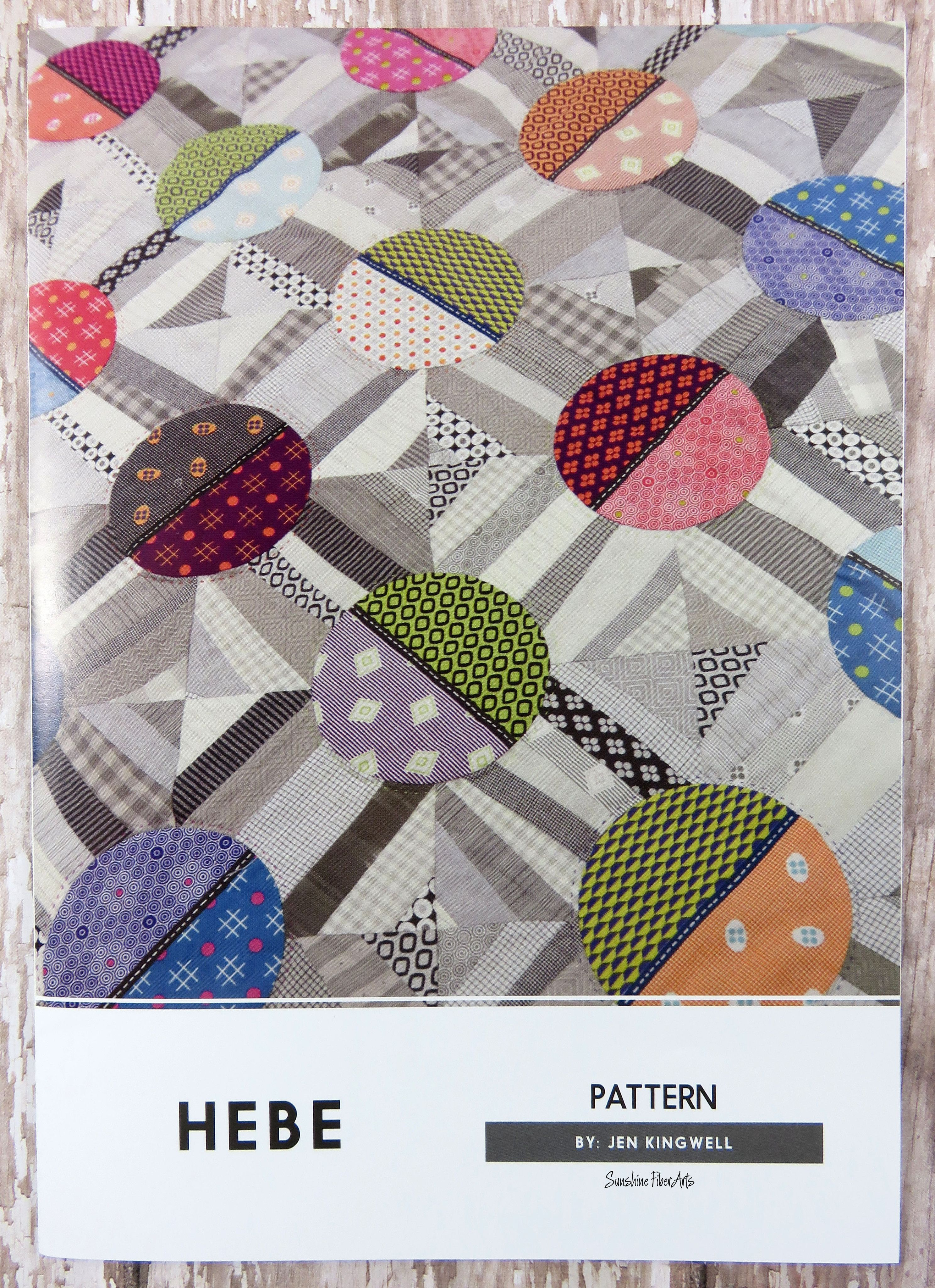 Hebe Quilt Pattern | Patterns, String quilts and Patchwork