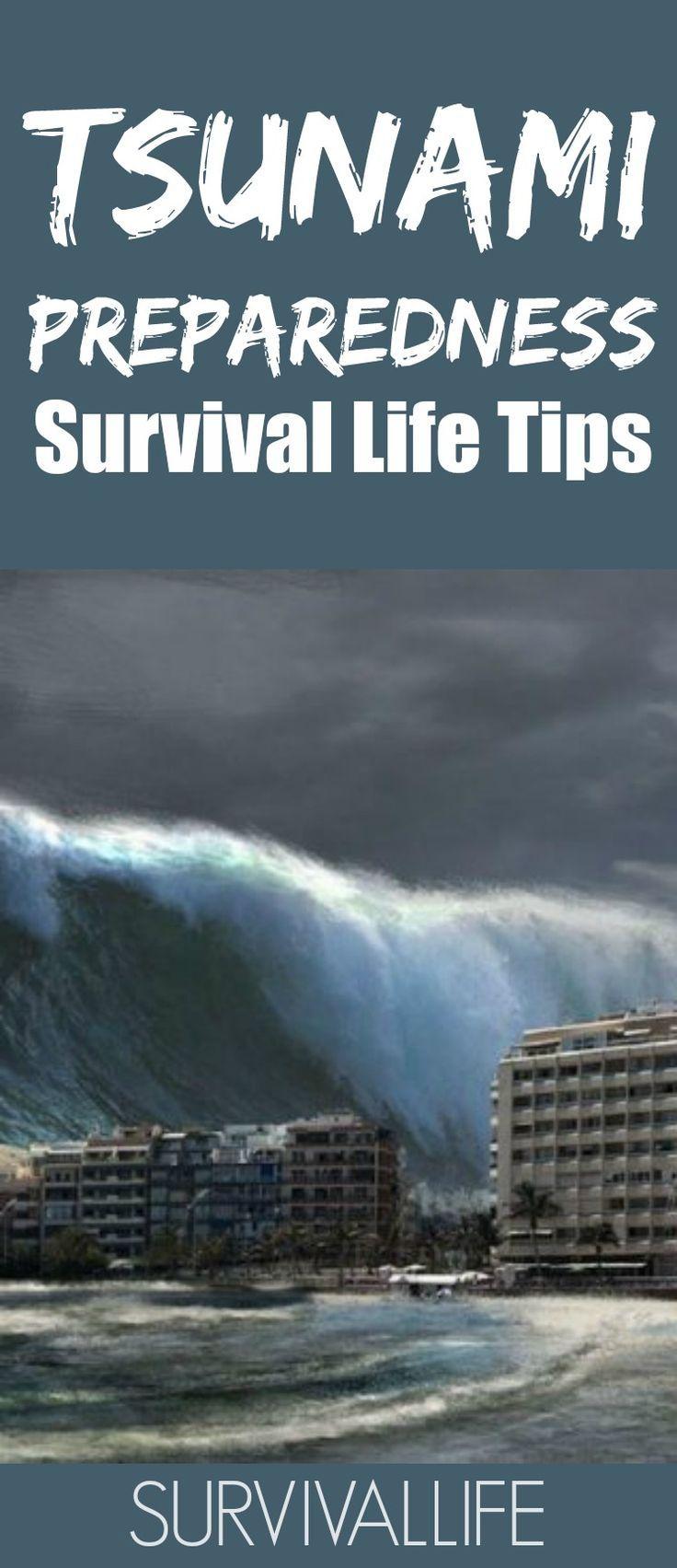 Tsunami Preparedness Survival Life Survival Prepping Wilderness Survival